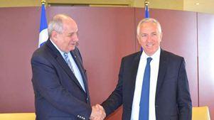 Σύμβαση με τον ΟΤΕ για την αναβάθμιση του διεθνούς τηλεπικοινωνιακού δικτύου Net-Vis