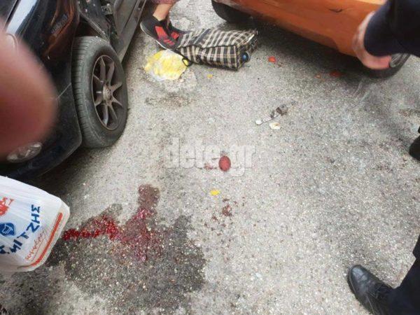 6786afad7bd4 Δυο ηλικιωμένοι άνδρες τραυματίστηκαν σοβαρα στη διασταυρωση των οδών  Σαρανταπόρου και Μπιζανίου στην περιοχή της Αγίας Σοφίας, σήμερα στις 11.30  το πρώι, ...